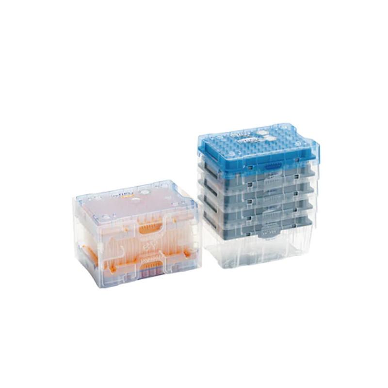 Eppendorf艾本德 Reloads 预装版PCR洁净级 2-200ul 10板x96 0030073800