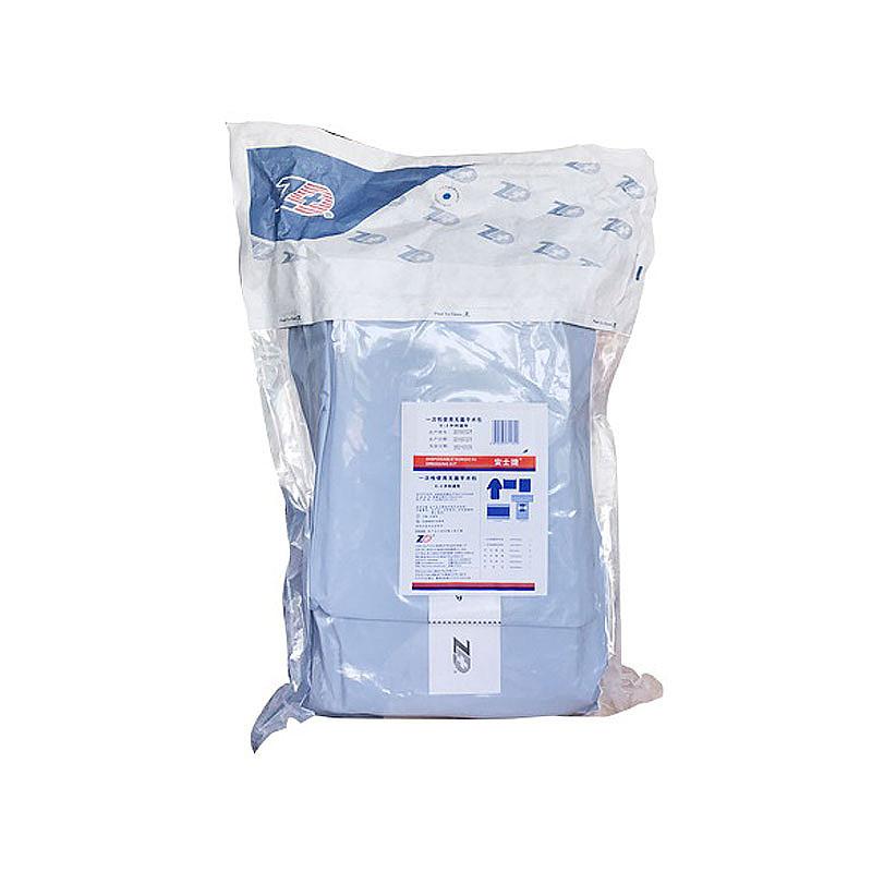 振德 一次性使用无菌手术包 E-44  胸腹肝移植(3只/盒 6只/箱)