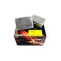 Axygen 爱思进 0.5ml PCR 透明薄壁管(平盖)(PCR-05-C)