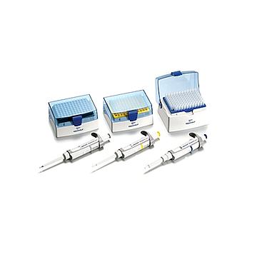 Eppendorf艾本德 套装2-20ul 20-200ul 100-1000ul+3盒适配吸头