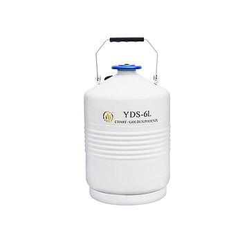 金凤 液氮型液氮生物容器YDS-10L