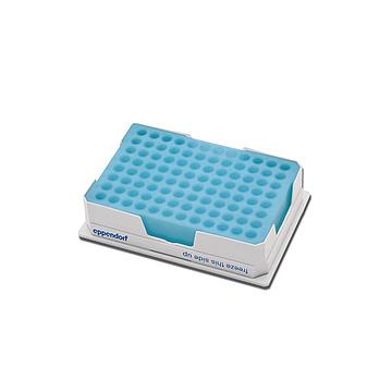 Eppendorf艾本德  低温指示冰盒 0.2ml蓝色冰盒  PCR-Cooler