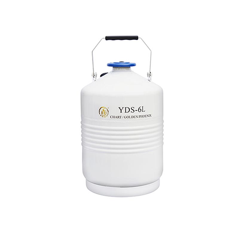 金凤  液氮型液氮生物容器 YDS-6L
