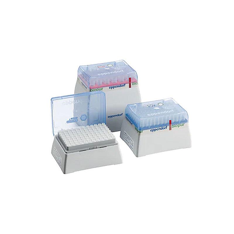 Eppendorf 艾本德  epTIPS Racks 简易盒装, 0.2-5 mL L 0030075188