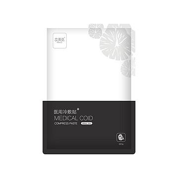 艾美姿 医用冷敷贴 T椭圆形(5片/盒 40盒/箱)