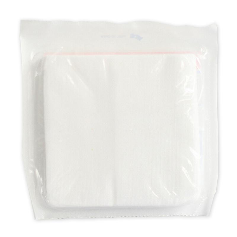 ZD振德 纱布块 10cm*10cm-8p 带X光线 灭菌型 (5片/袋) BA680810100511K-1