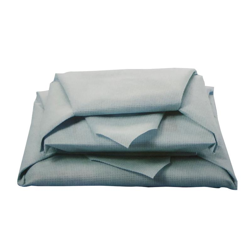ZD振德 医用包布 40cm*40cm 50g/m² 无纺布 (200片/袋)   M0125040400C17