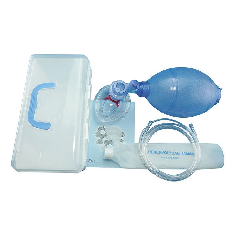 康勃Compower 简易呼吸器 新生儿 PVC (1套)