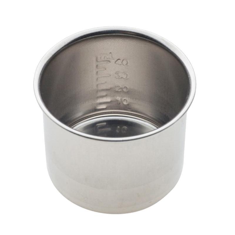 SHINVA新华 不锈钢服药杯 40ml (1个) ZA117R