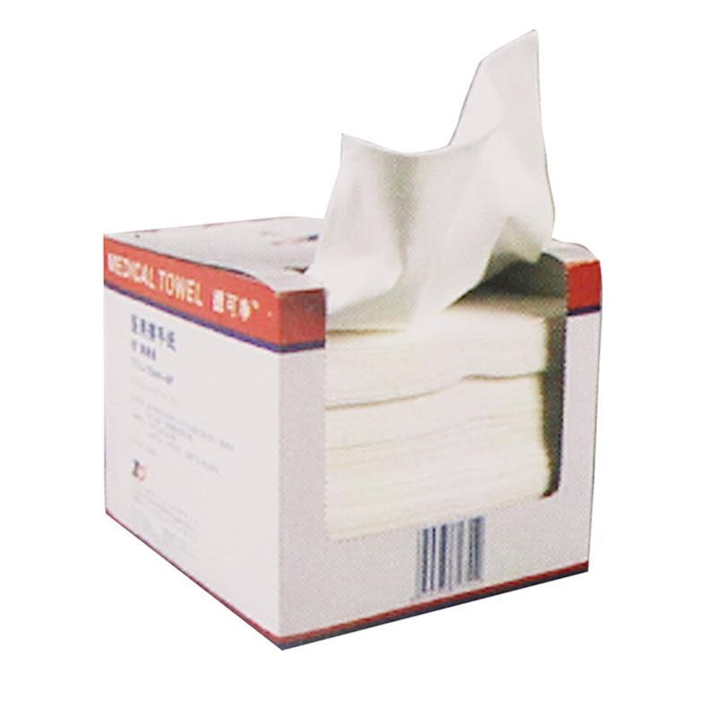 ZD振德 擦手纸 17.5cm*15cm-4p (100片/盒)