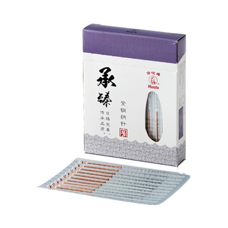 华佗Hwato 一次性使用无菌针灸针 0.25*75mm 承臻铝箔片针