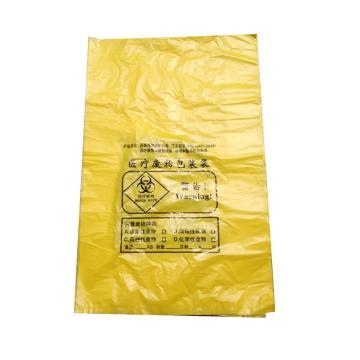 利鑫源 医疗垃圾袋 黄色 (50只/扎 12扎/箱)