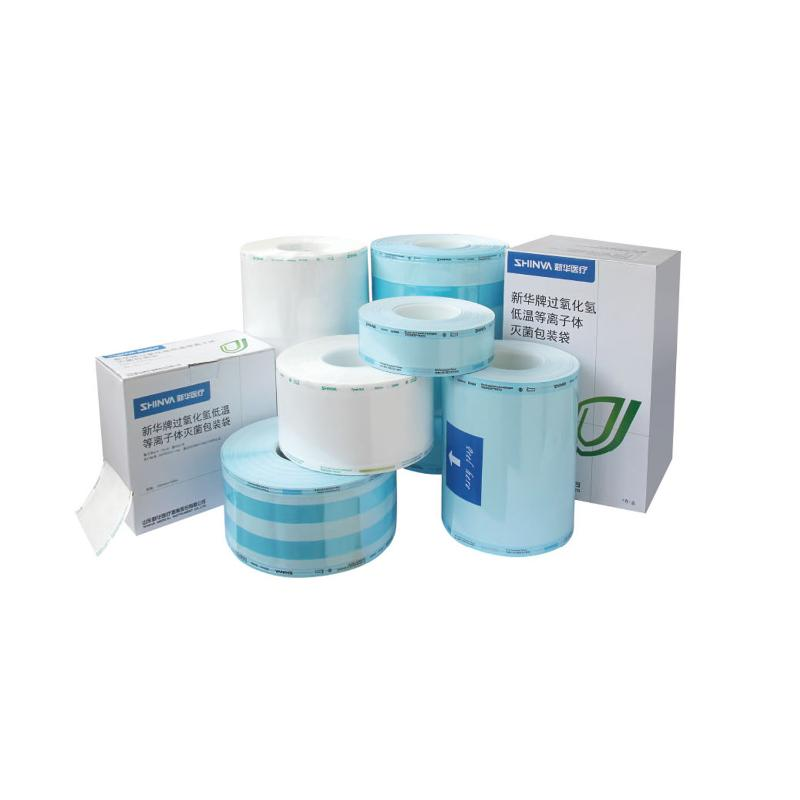 SHINVA新华 新华Shinva牌过氧化氢低温等离子体灭菌包装袋 150mm*100m (1卷) 030053