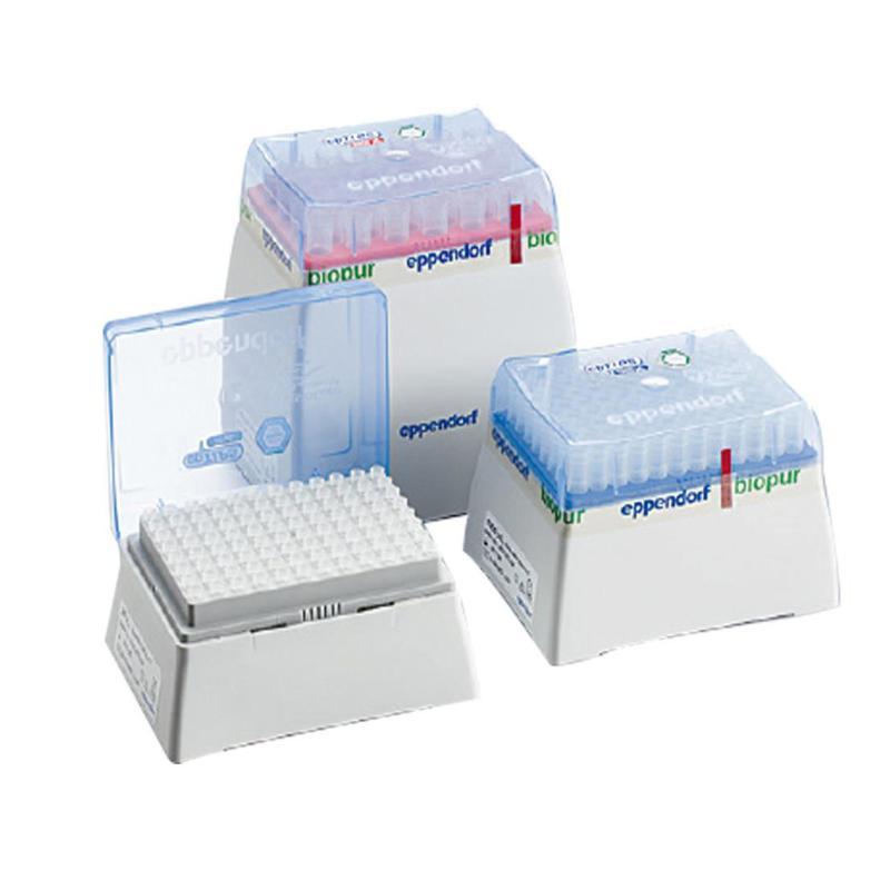 Eppendorf艾本德 移液器吸头 200ul (96个/盒) 0030073428