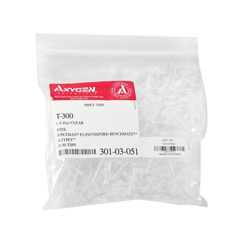 Axygen爱思进 移液器吸头 1000ul (1000个/包) T-1000-B