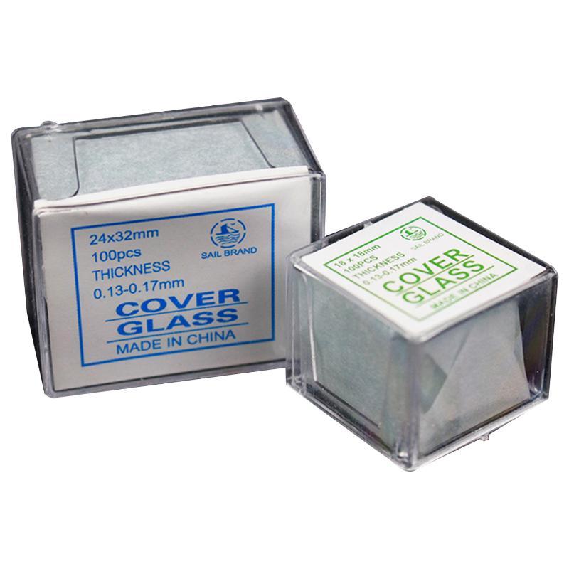 新康XK 盖玻片 24×24 (100片/盒) X533-5