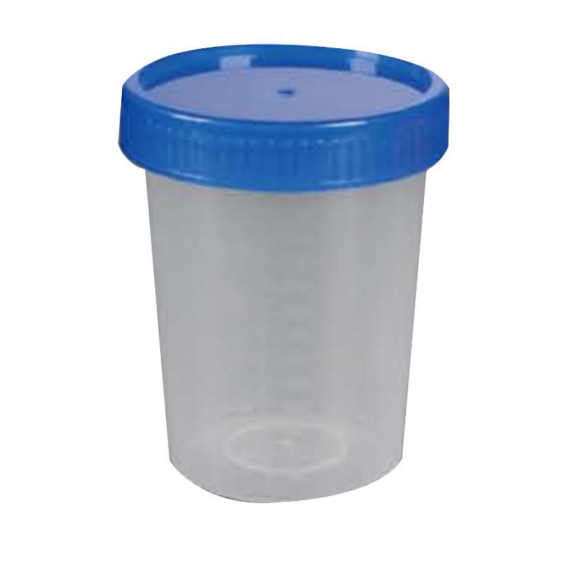 新康XK 尿(量)杯 40ml(手掀盖,上盖标签) (100只/袋) X504-1