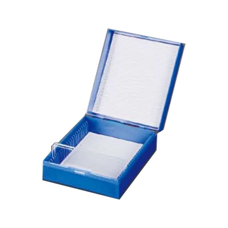 新康 载玻片盒 50片 X632(140只/箱)