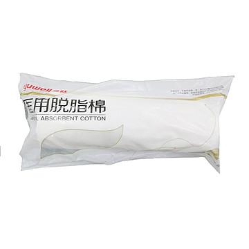 鱼跃yuwell 医用脱脂棉 500g/袋 (40袋/箱)