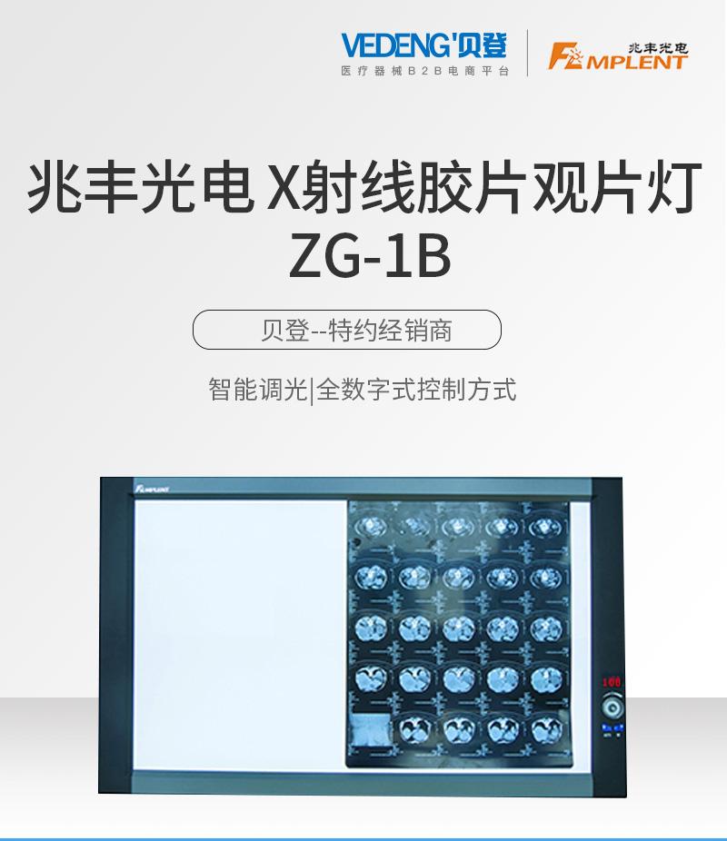 兆丰光电-X射线胶片观光灯ZG-1B_01.jpg